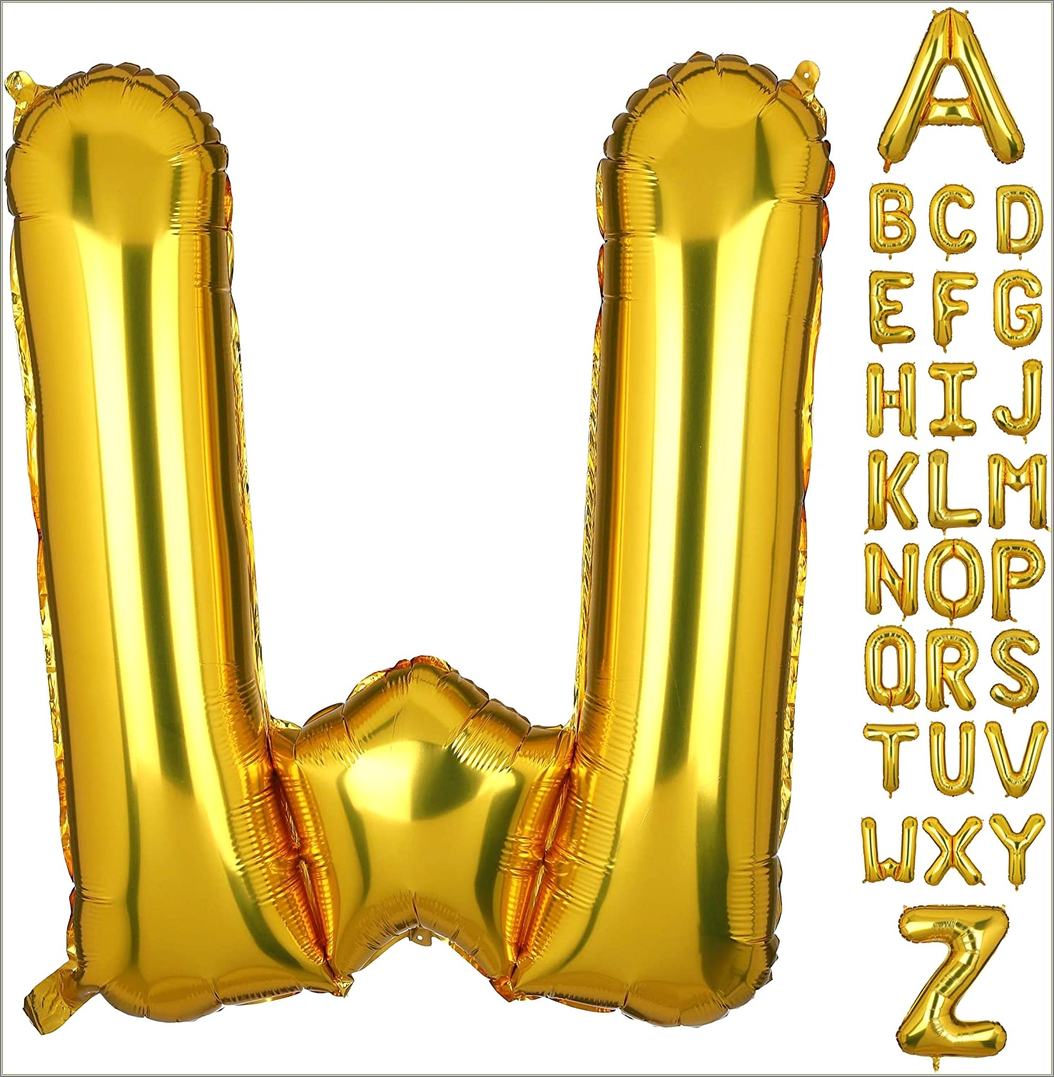 40 Inch Letter Balloons