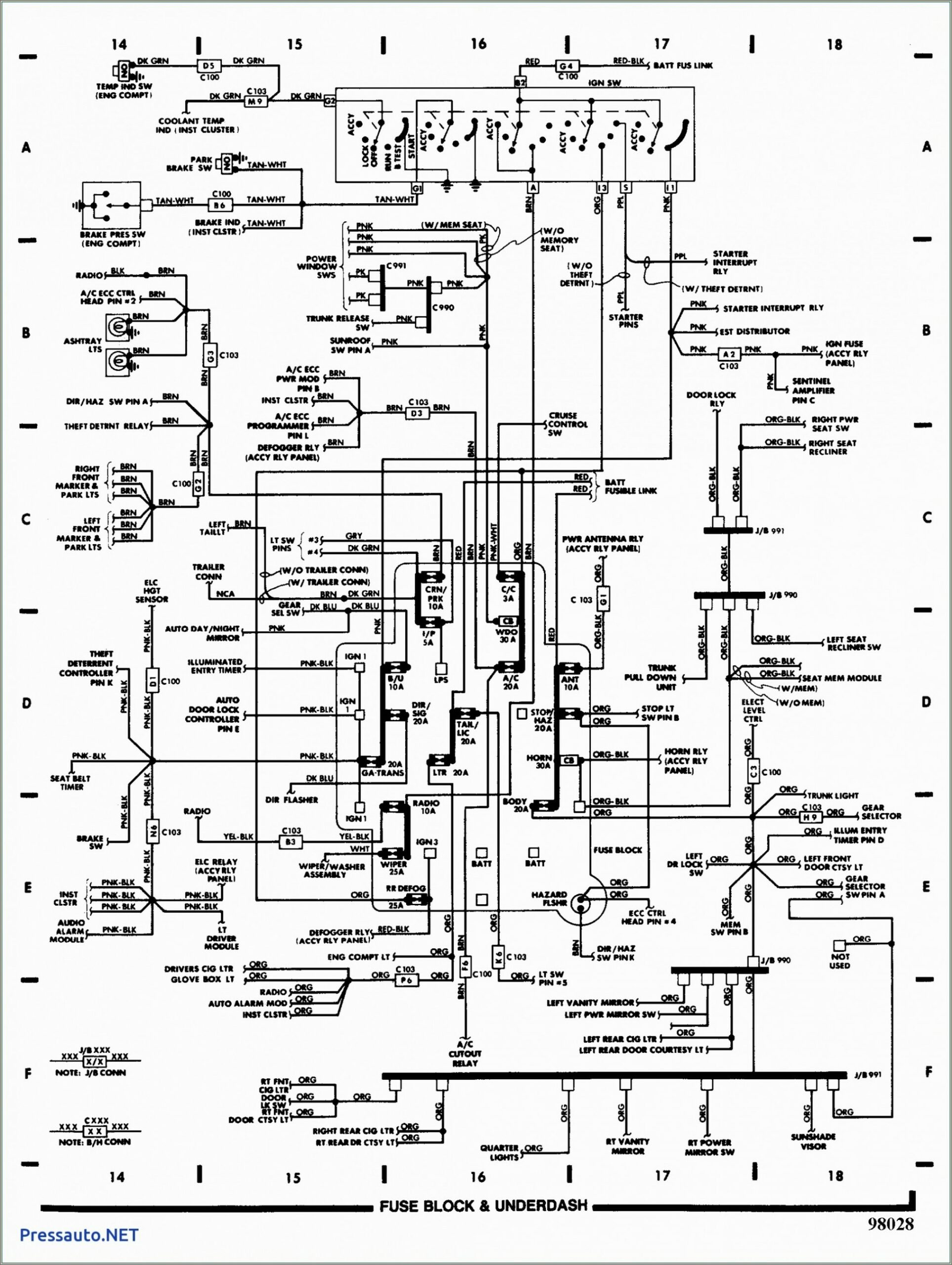 4l60e Transmission Wiring Diagram
