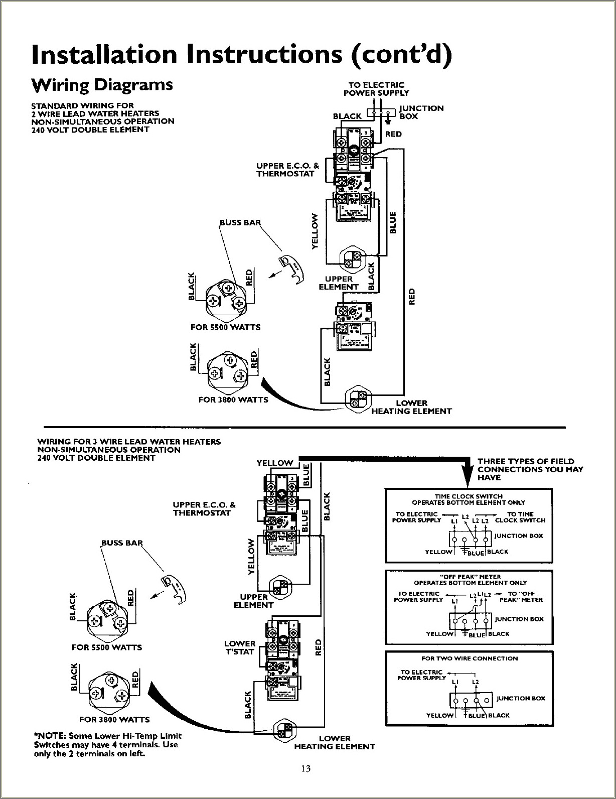 Atwood Rv Water Heater Switch Wiring Diagram