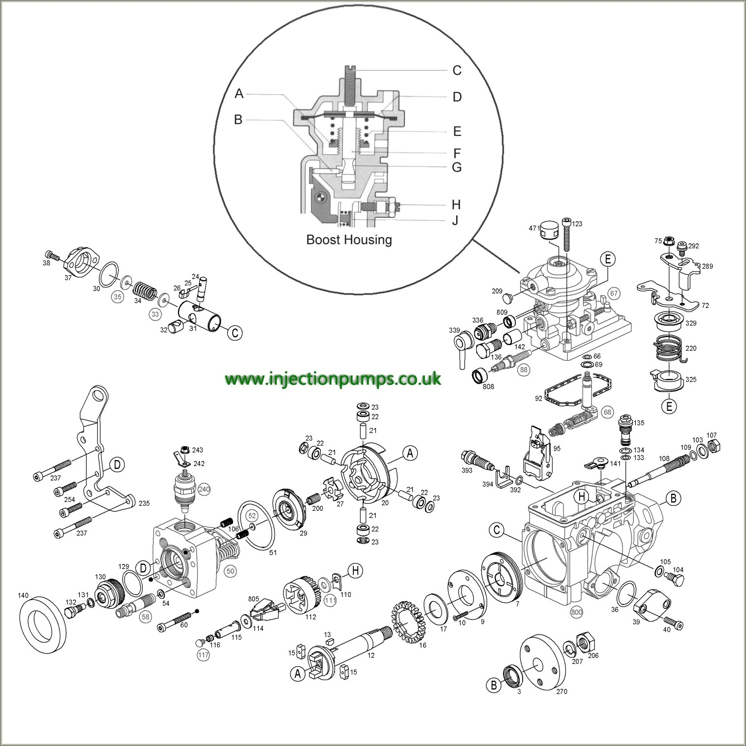Bosch Injection Pump Diagram