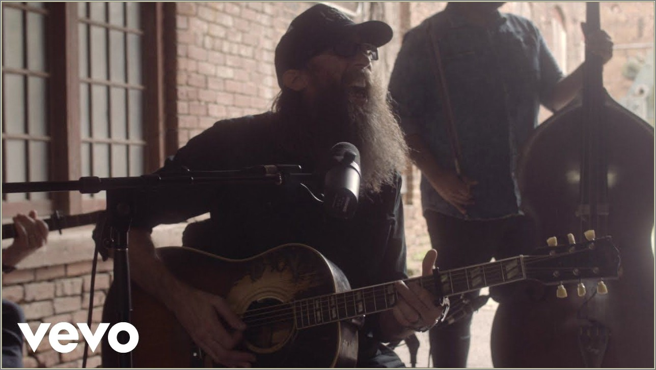 Crowder Red Letters Acoustic