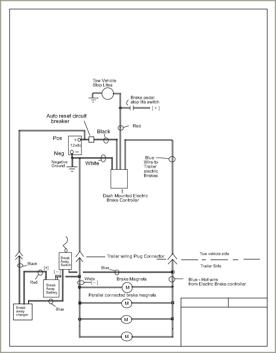 Dexter Electric Over Hydraulic Wiring Diagram