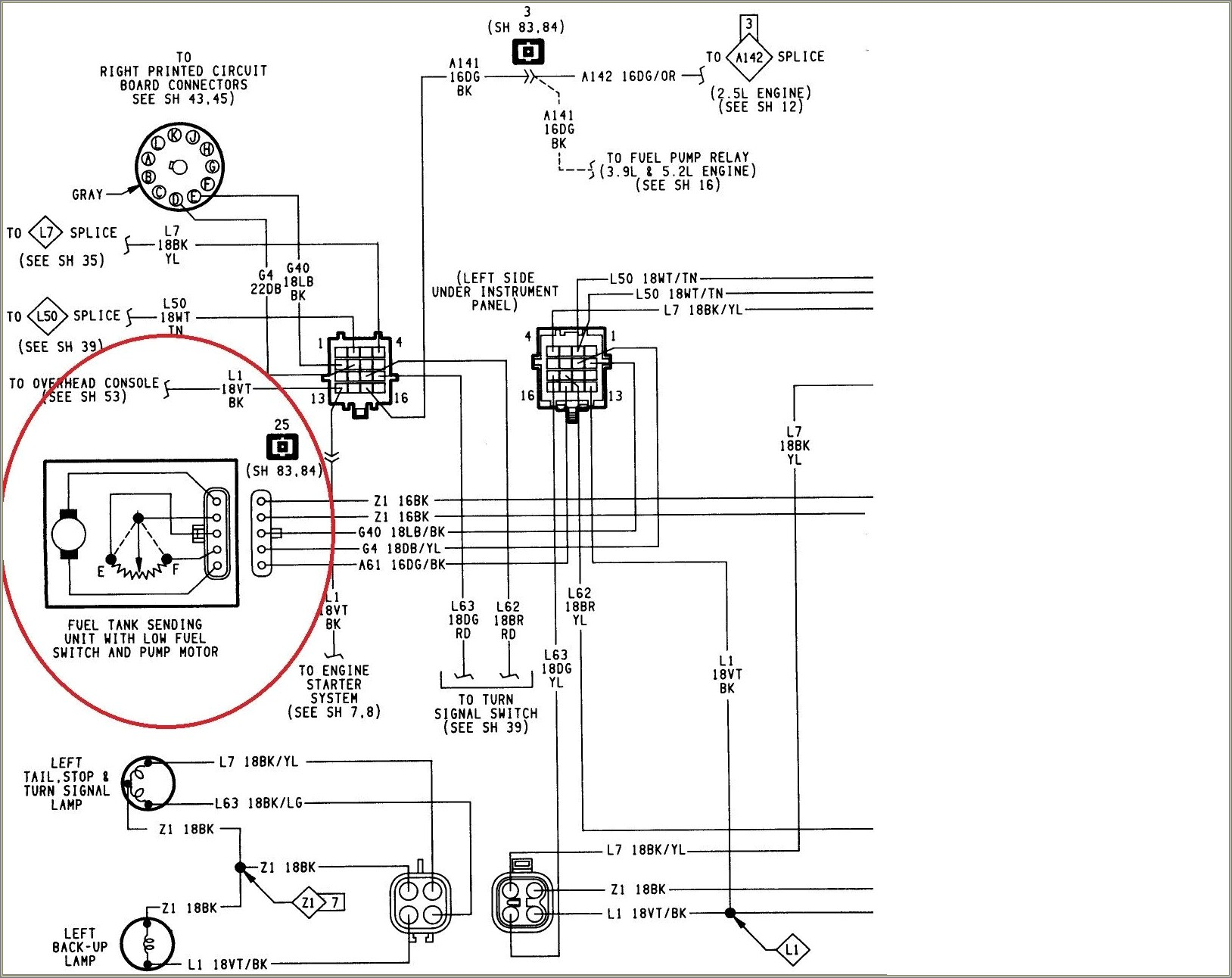 Dodge Ram Headlight Switch Wiring Diagram