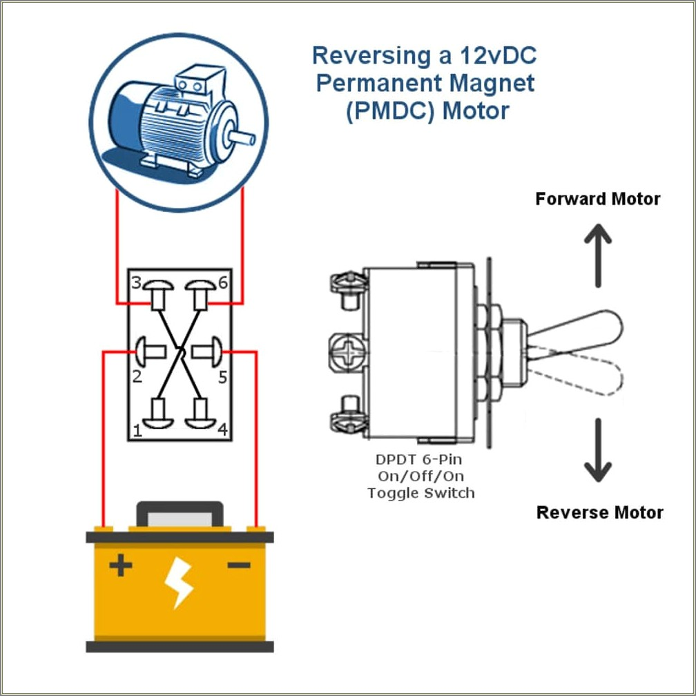 Dpdt Toggle Switch Wiring Diagram