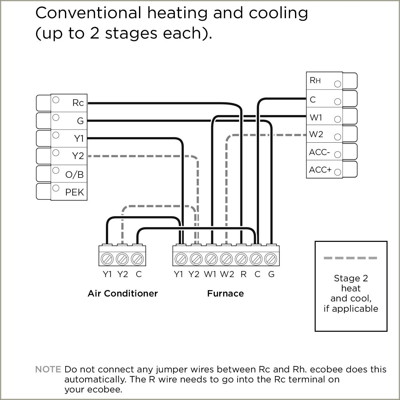Ecobee4 Wiring Diagram Heat Pump