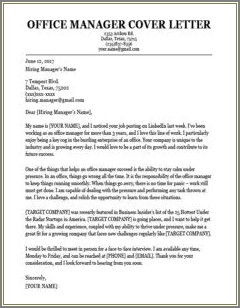 Entry Level Project Manager Cover Letter Sample
