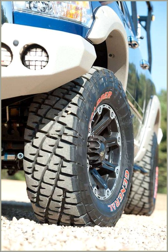 General Tire Grabber Red Letter Review