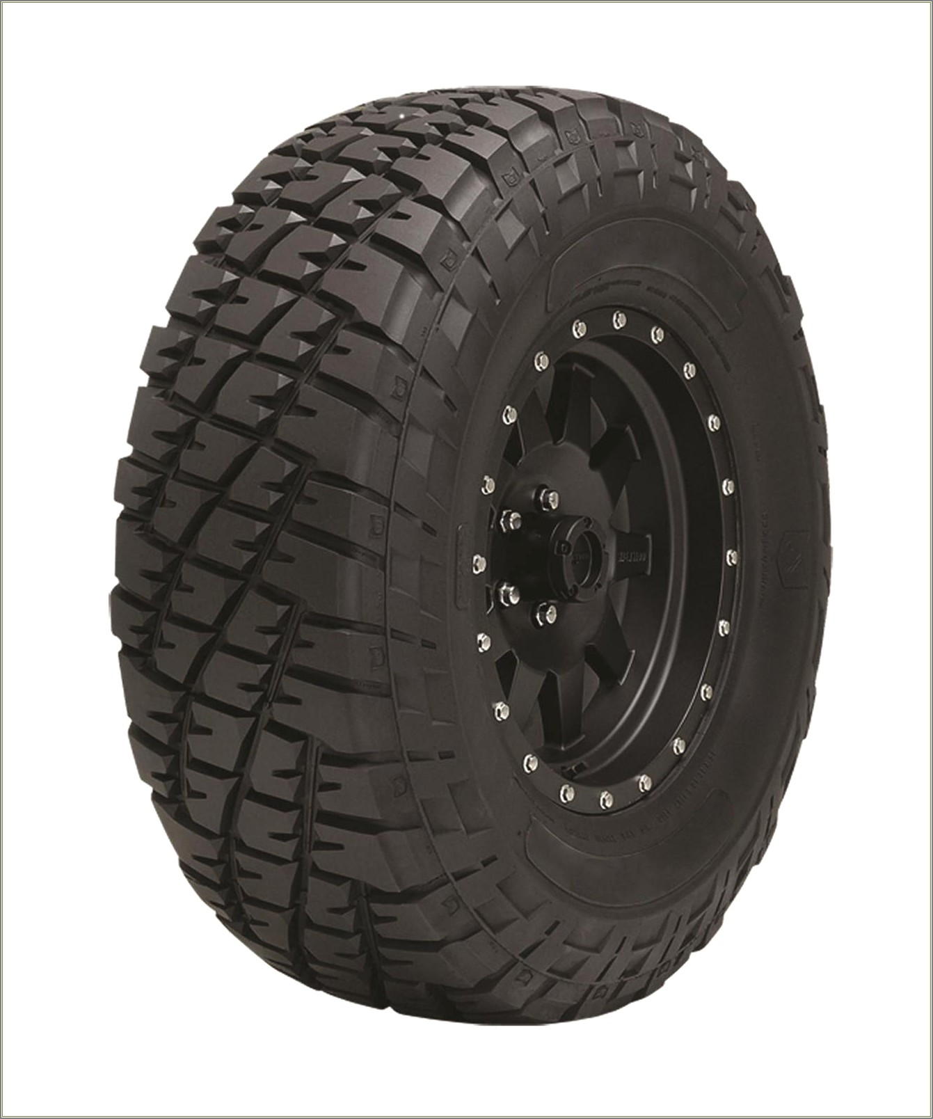 General Tire Grabber Red Letter Sizes