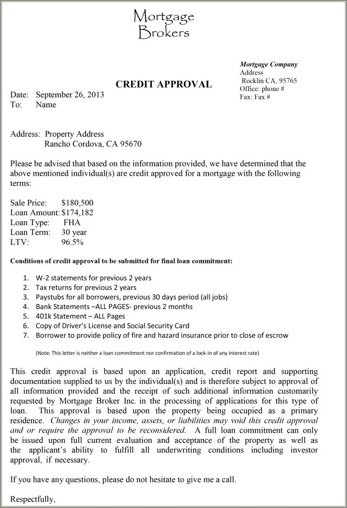Gm Financial Pre Approval Letter