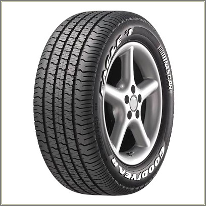 Goodyear Eagle White Letter Tires