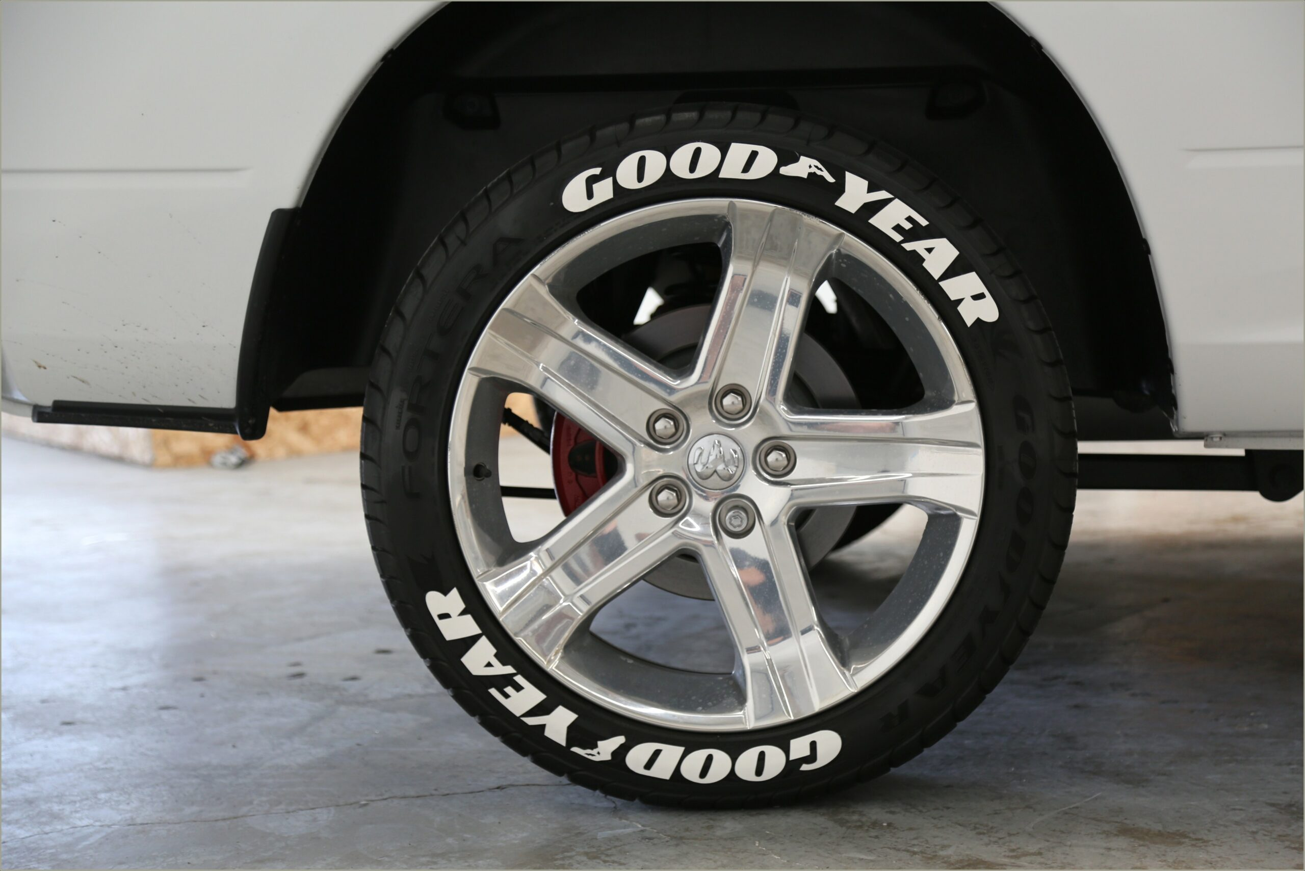 Goodyear White Letter Tires For Sale