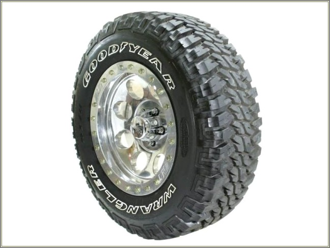 Goodyear White Letter Truck Tires