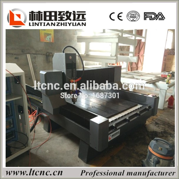 Granite Letter Cutting Machine