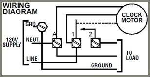 Intermatic Timer Switch Wiring Diagram