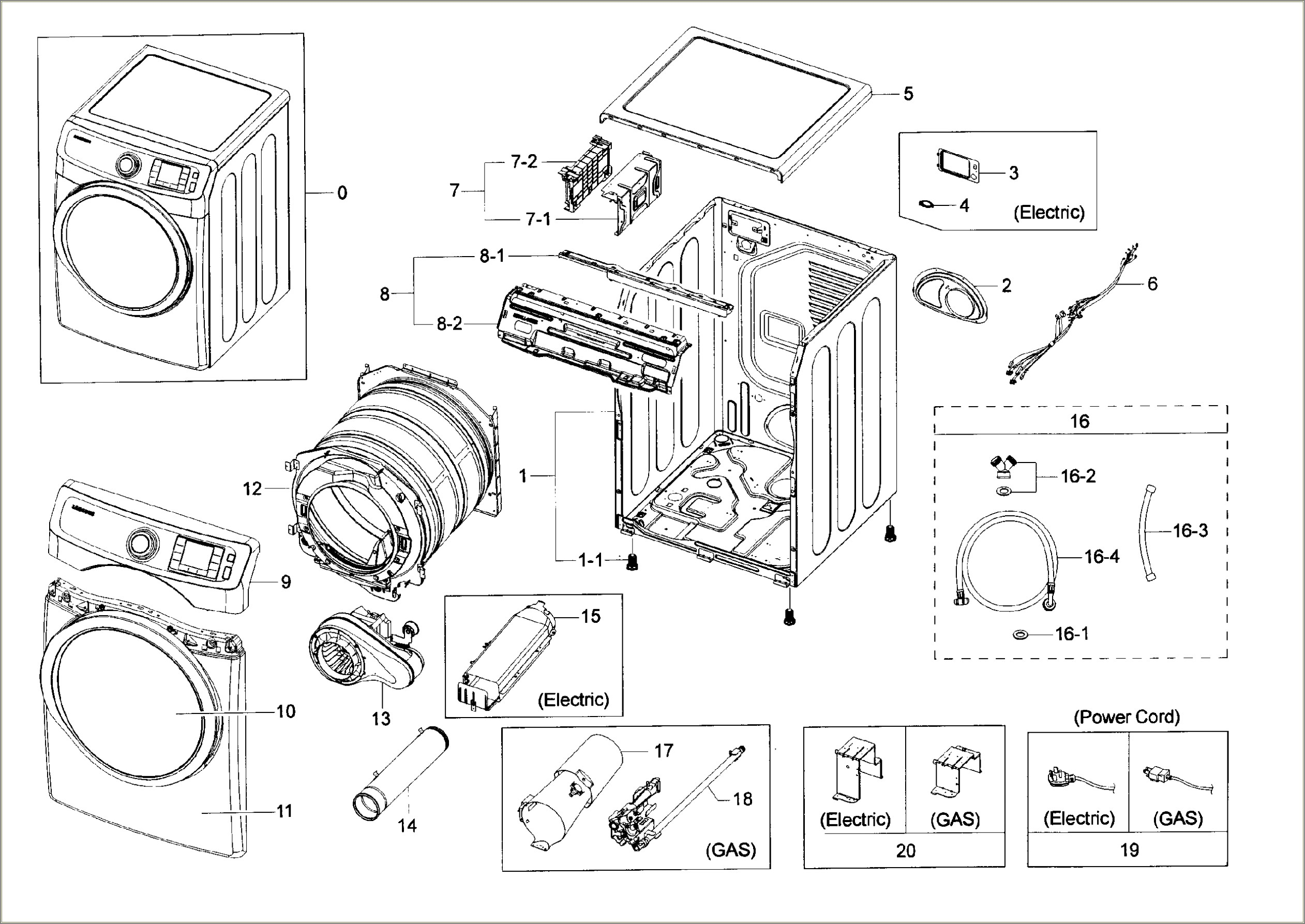 Kitchenaid Dryer Belt Diagram