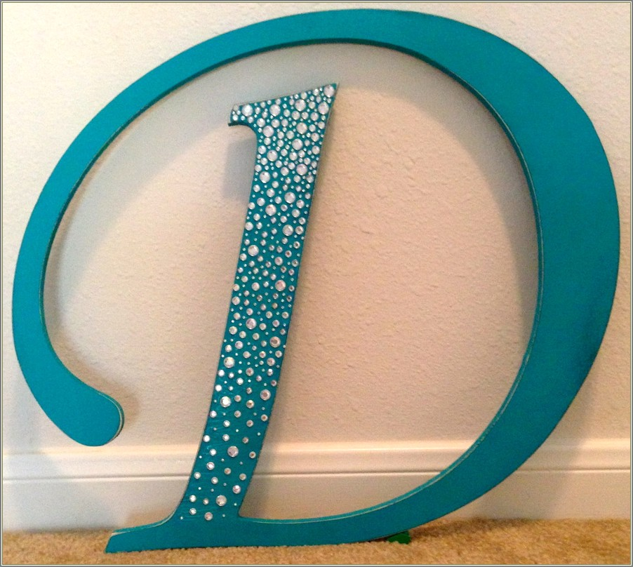 Large Printable Letters For Wall