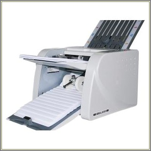 Letter Folding Machine Staples
