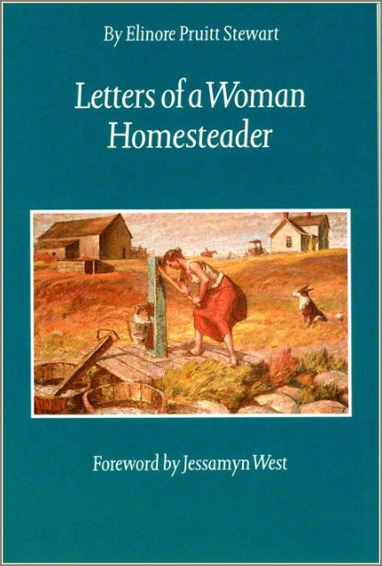 Letters Of A Woman Homesteader Sparknotes