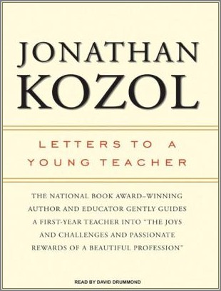 Letters To A Young Teacher Kozol