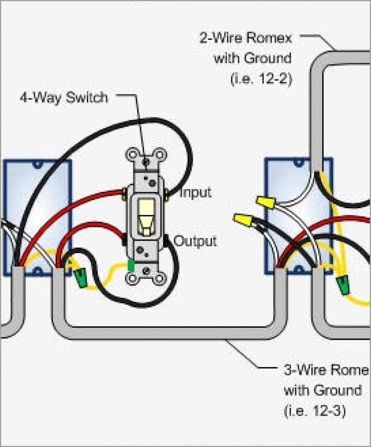 Light Wiring Diagram Australia