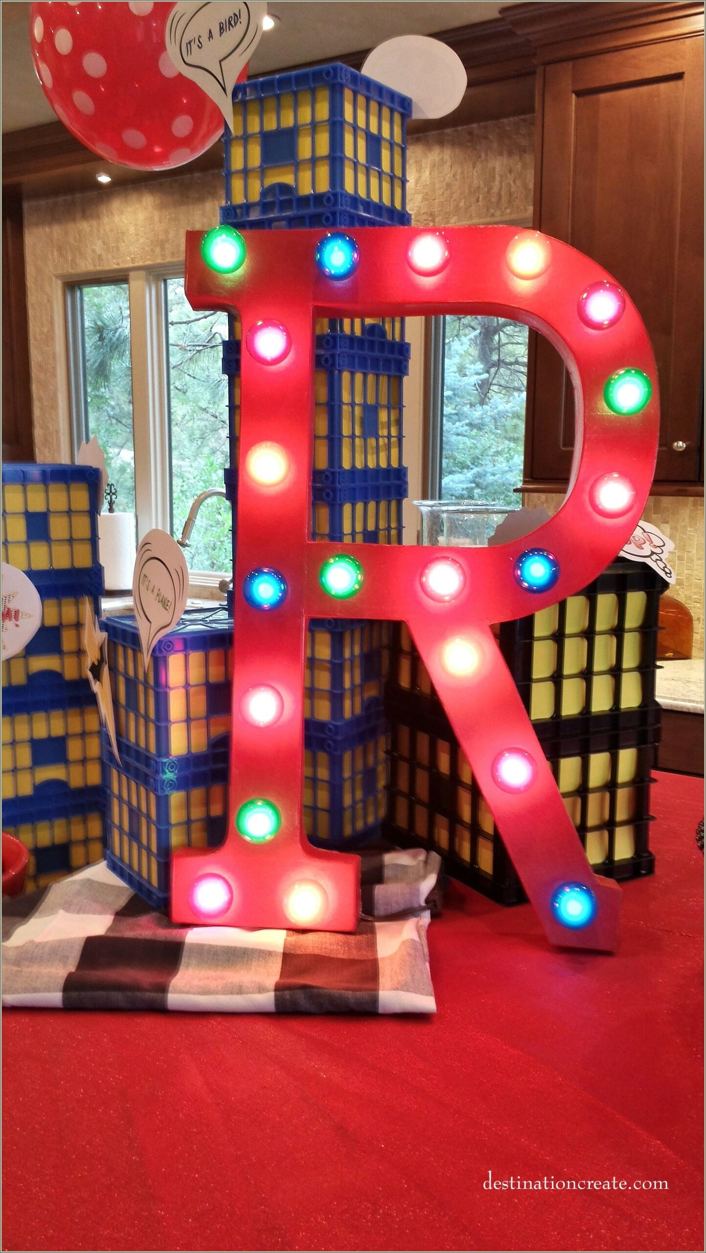 Marquee Letters Hobby Lobby