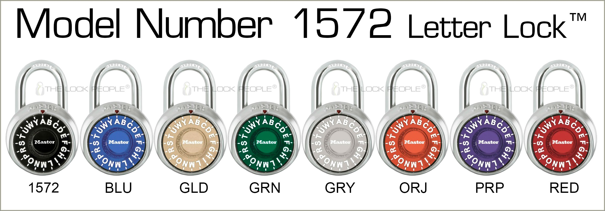 Master Lock Letter Combination Instructions