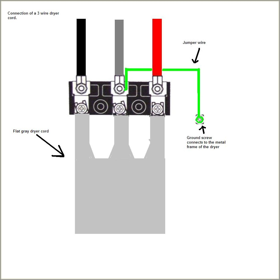Maytag Dryer Wiring Diagram 3 Prong