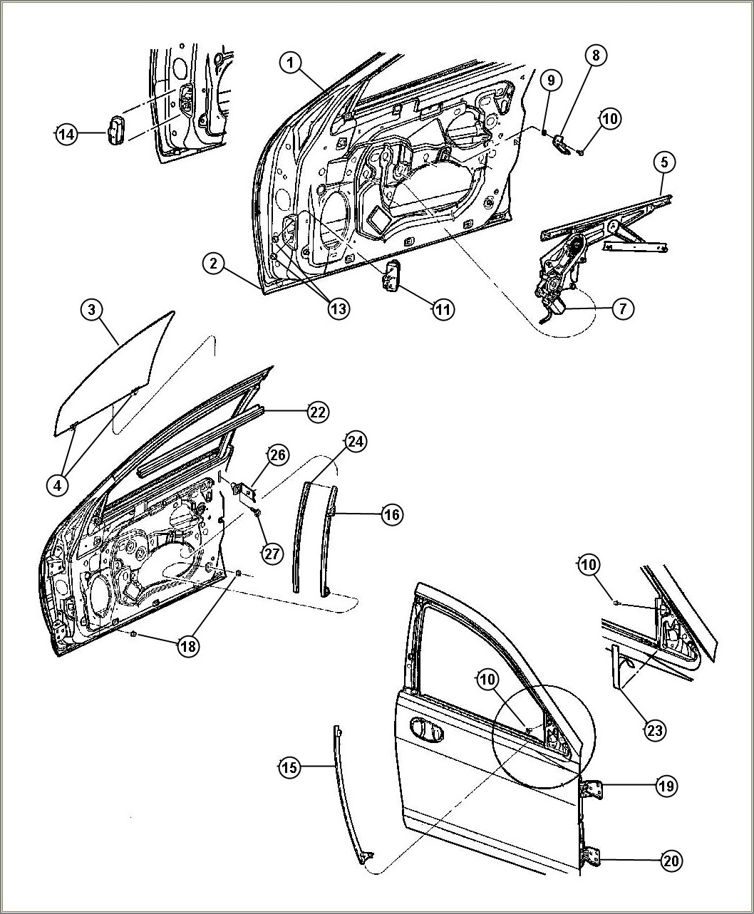 Peterbilt Hood Hinge Diagram