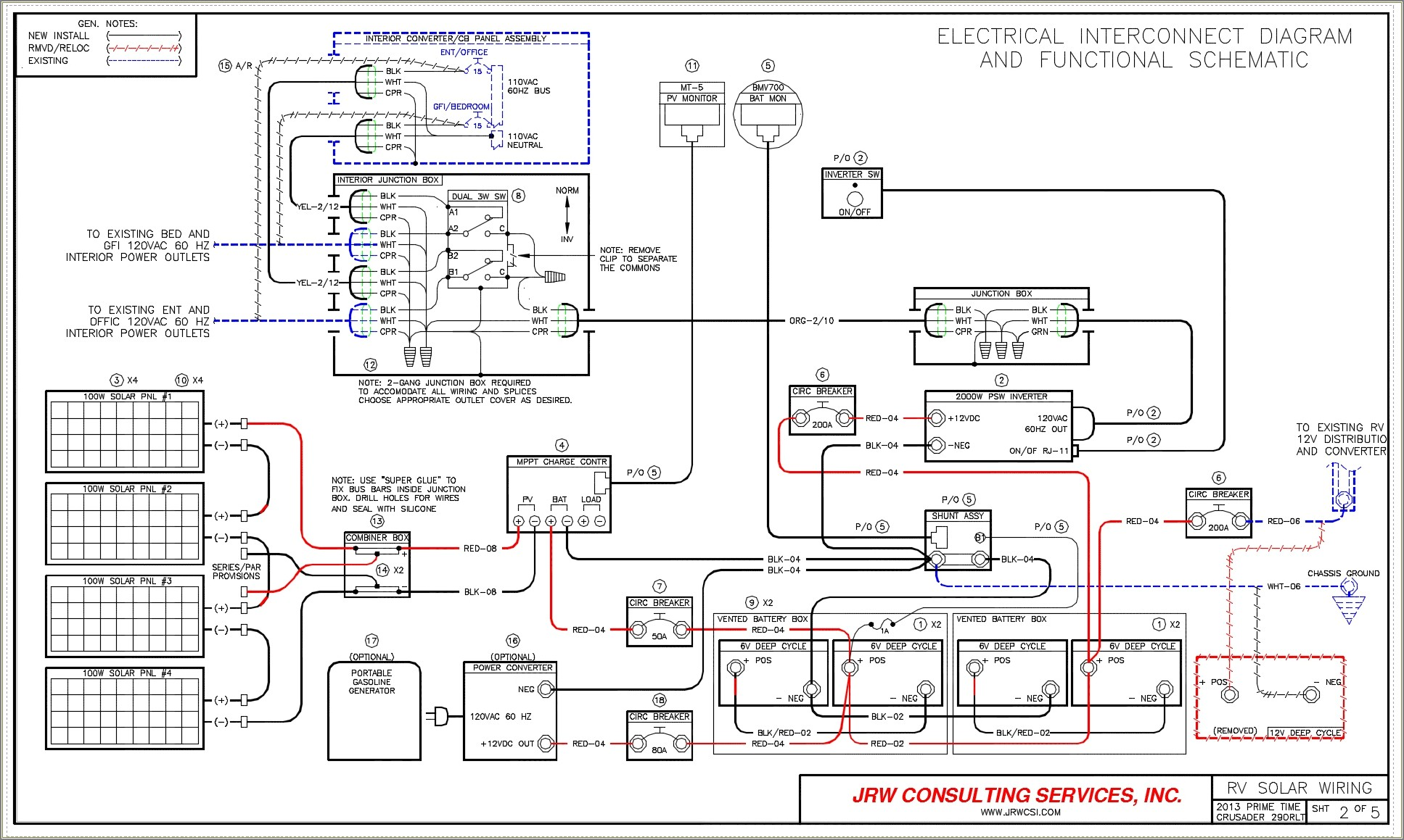 Progressive Dynamics Power Converter Wiring Diagram