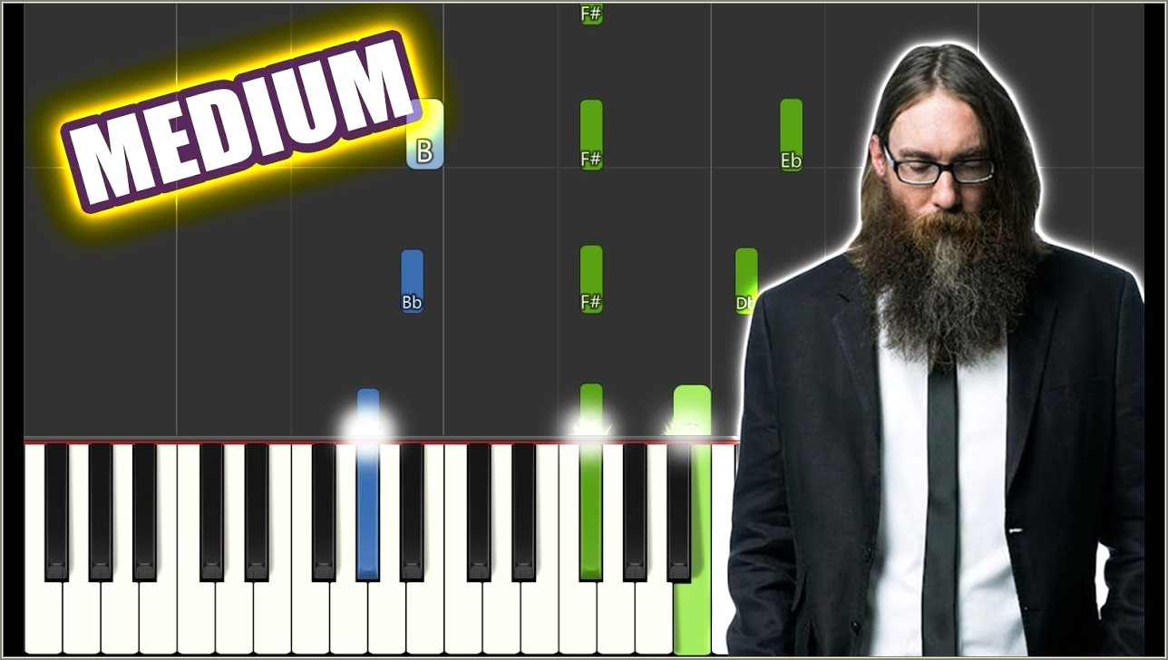 Red Letters Crowder Piano Chords