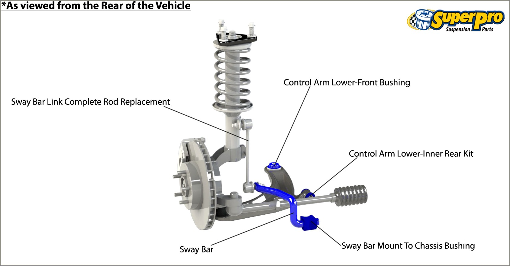 Scion Tc Rear Suspension Diagram