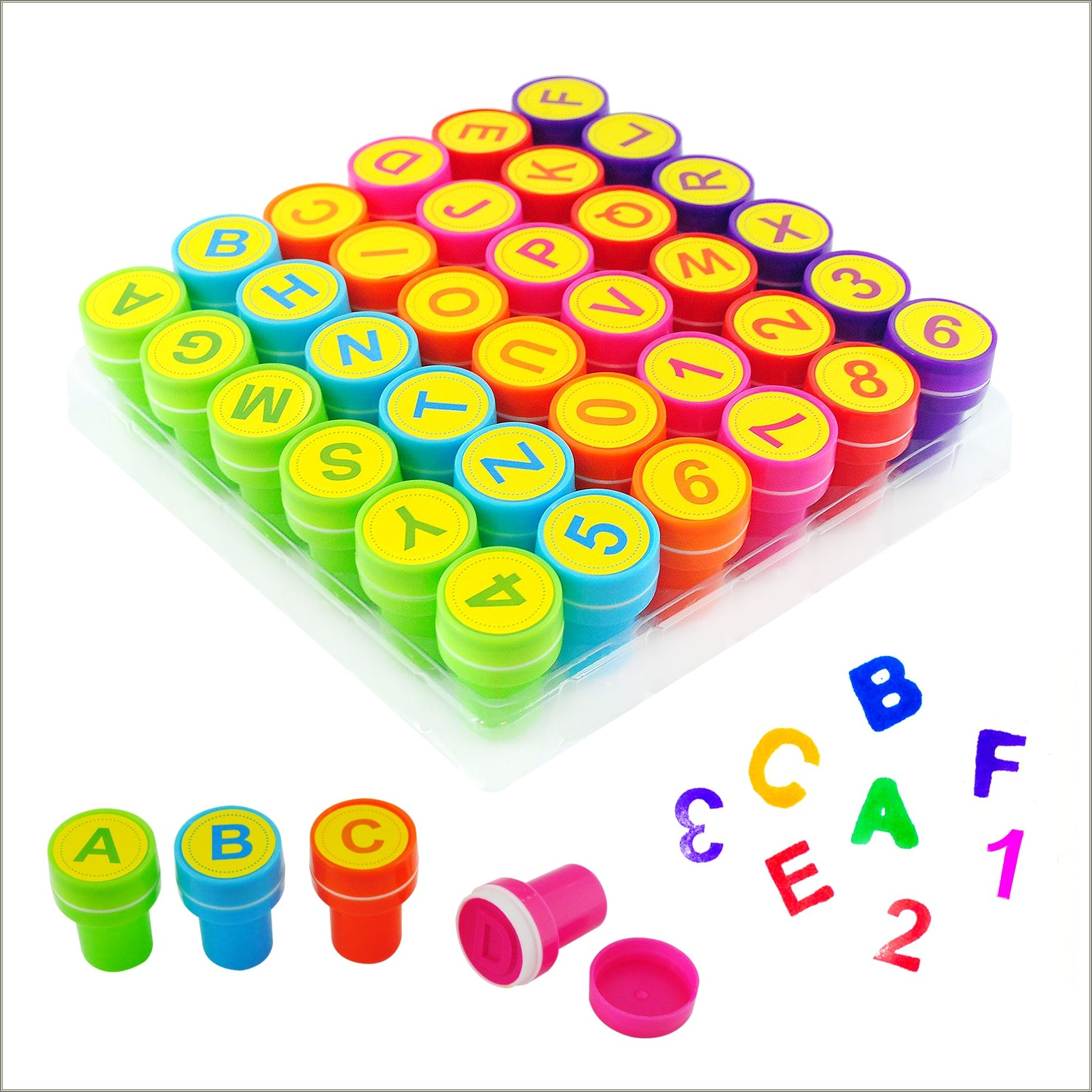 Self Inking Letter Stamps