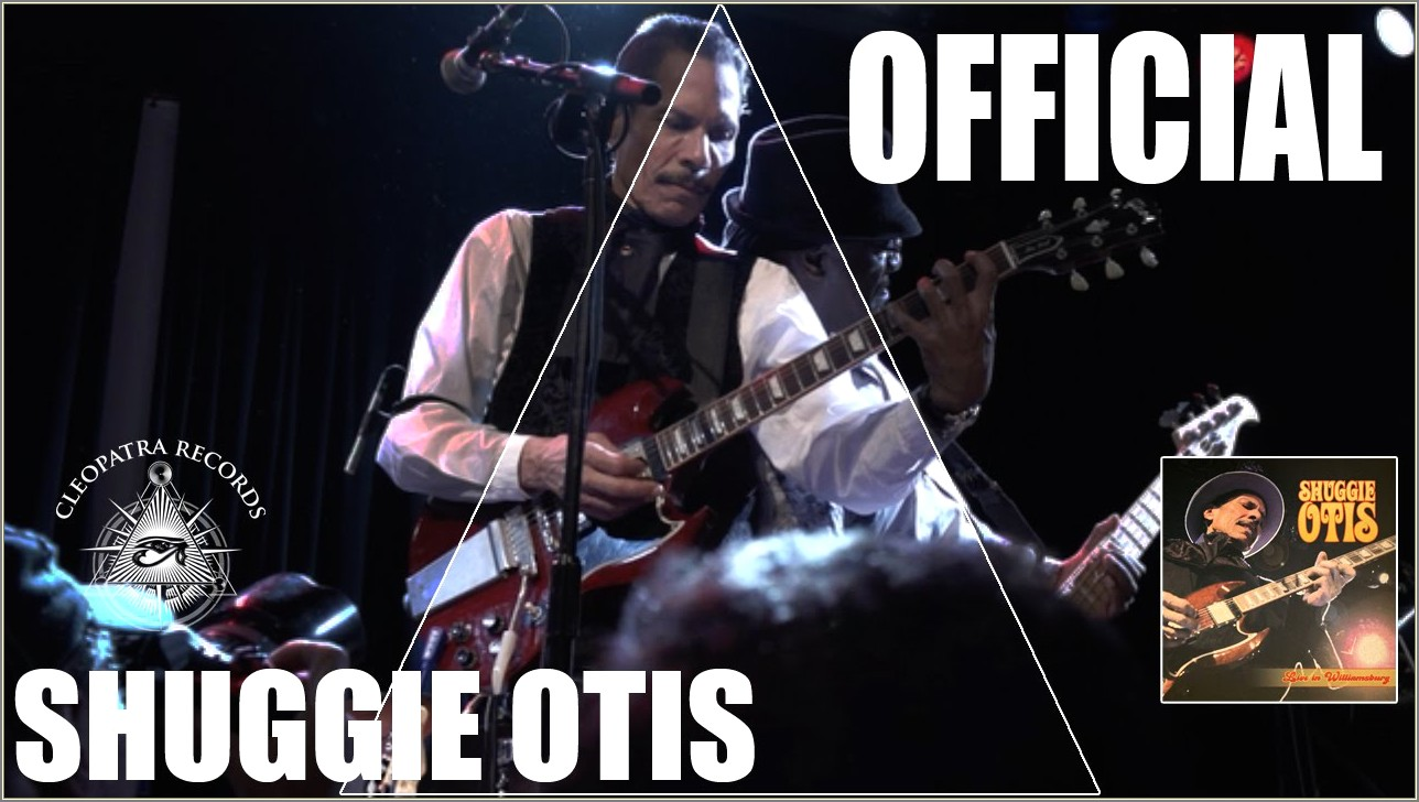 Shuggie Otis Strawberry Letter 23 Live