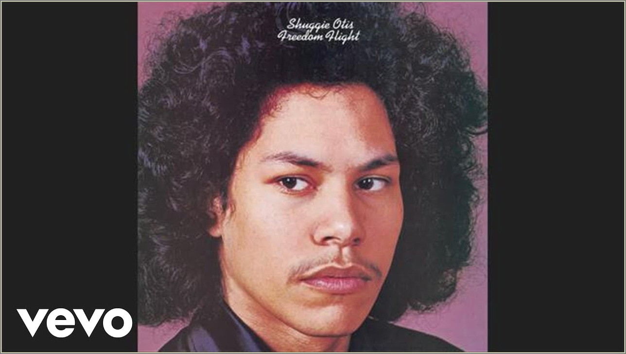 Shuggie Otis Strawberry Letter 23