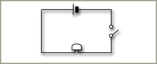 Simple Buzzer Circuit Diagram
