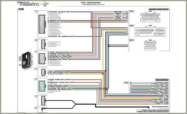 Sony Radio Wiring Harness Diagram
