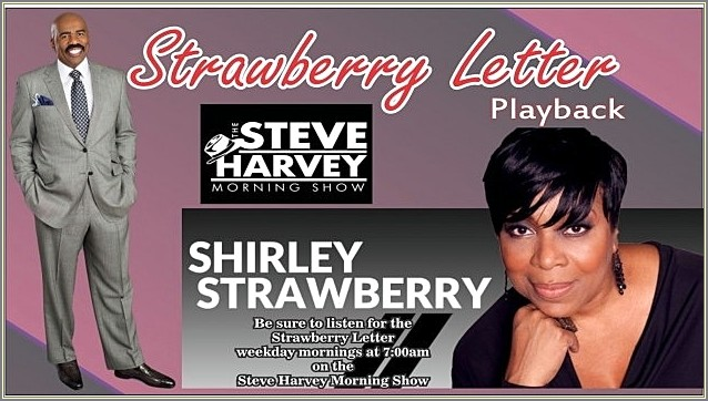 Steve Harvey Strawberry Letter Diarrhea