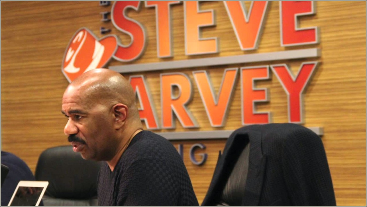 Steve Harvey Strawberry Letter July 2019