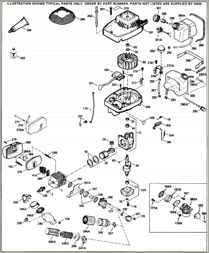 Tecumseh Av520 Carburetor Diagram