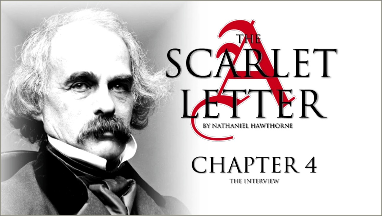 The Scarlet Letter Audiobook Chapter 4