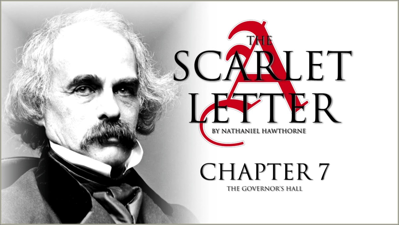 The Scarlet Letter Audiobook Chapter 7
