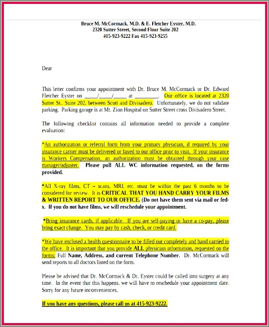 Timeshare Cancellation Letter Pdf