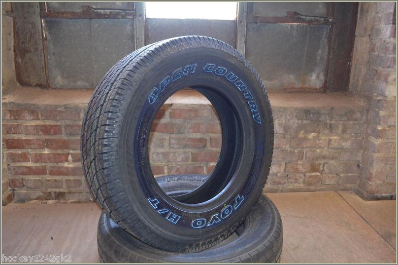 Toyo Tires White Letters For Sale