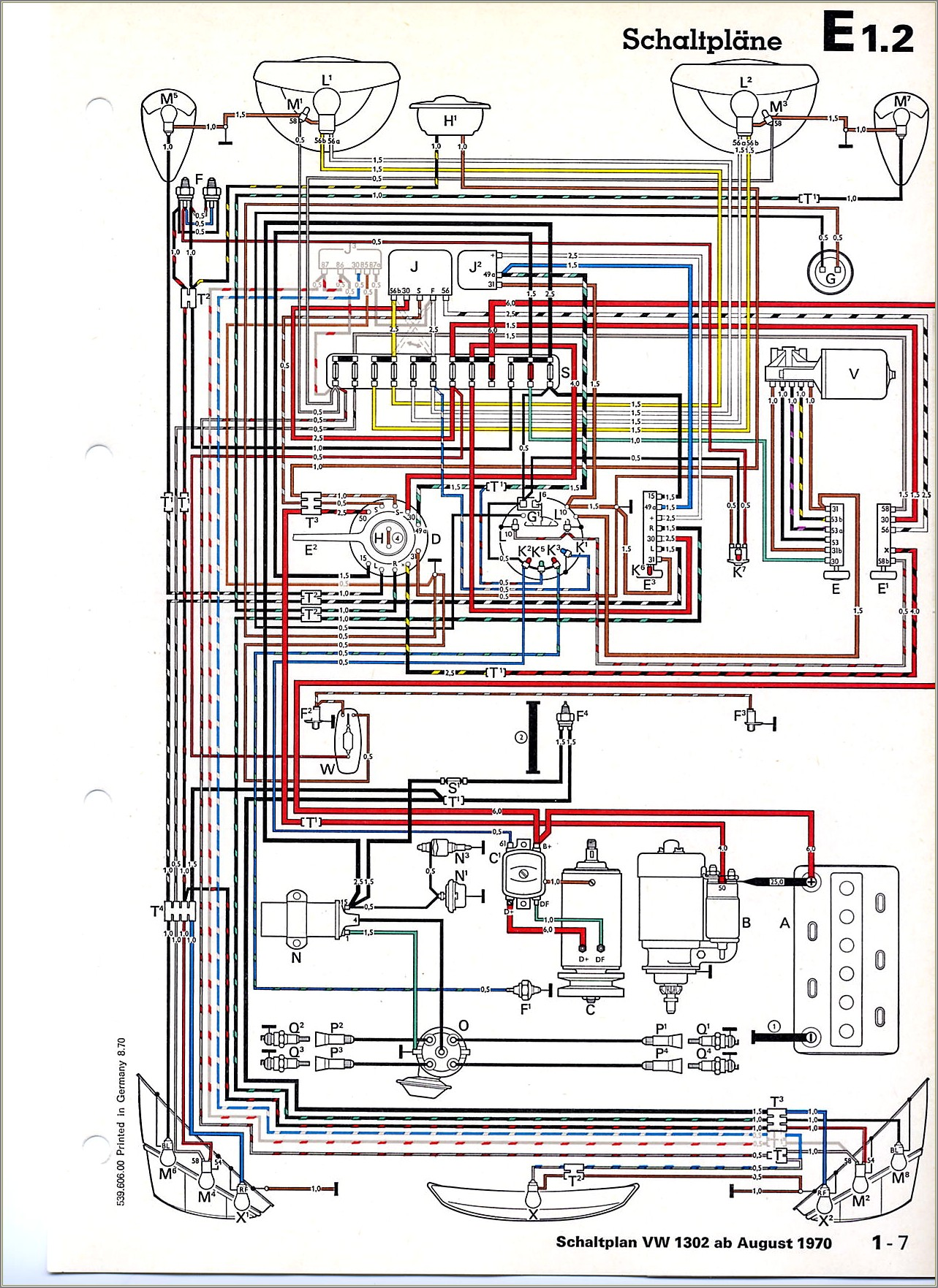 Vw Beetle Headlight Relay Wiring Diagram