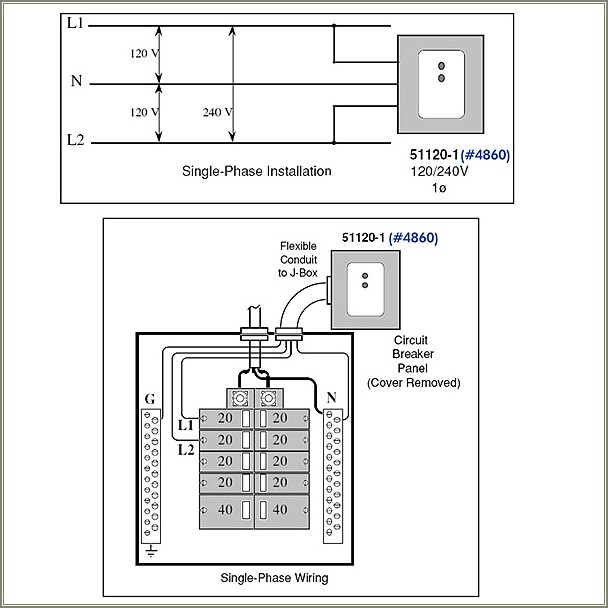 Whole House Surge Protector Wiring Diagram
