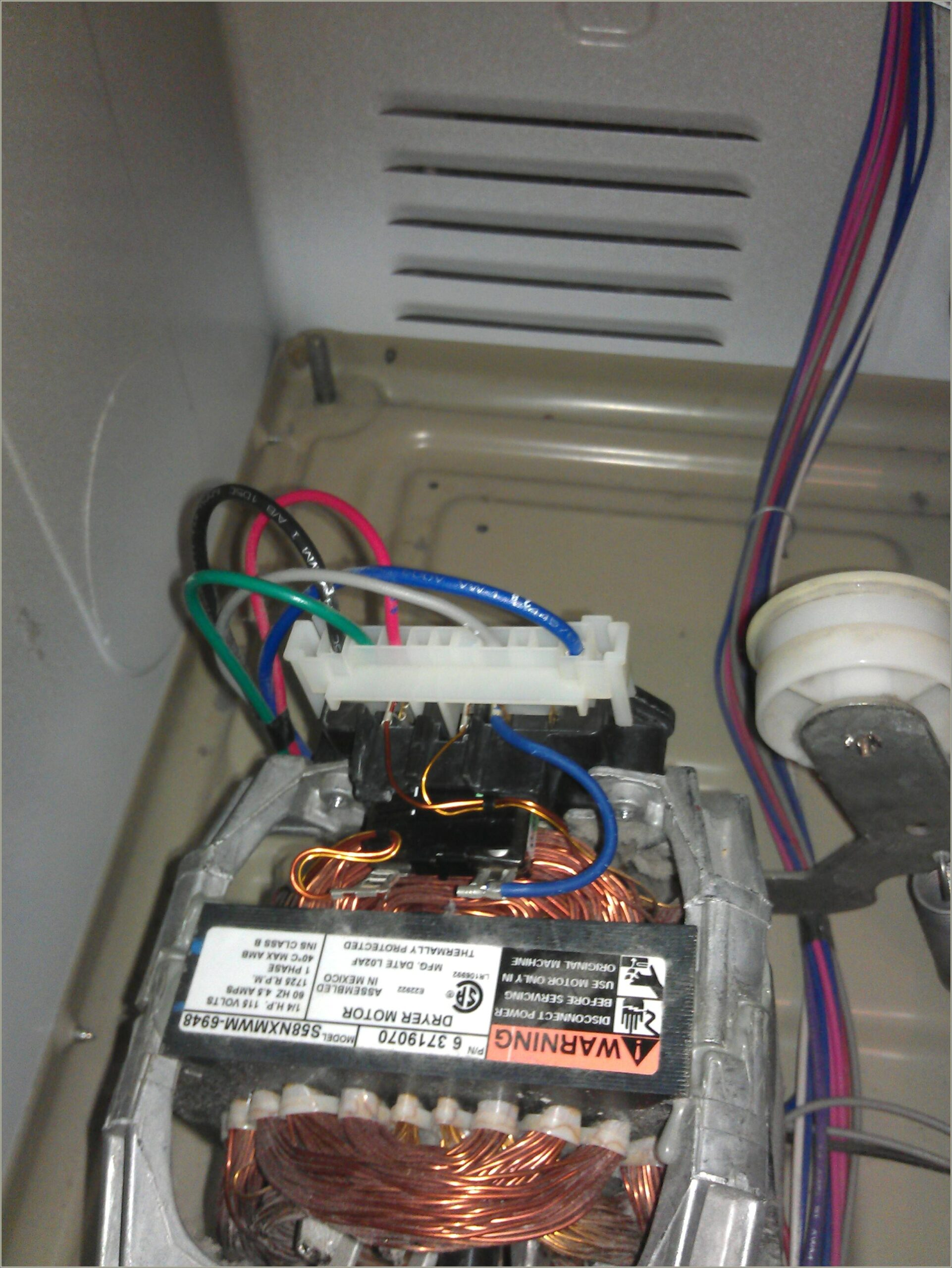 Wiring Diagram For Maytag Dryer Heating Element