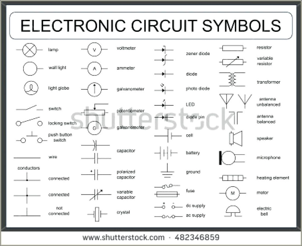 Wiring Diagram Symbols Relay