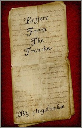 Ww1 Letters From The Trenches