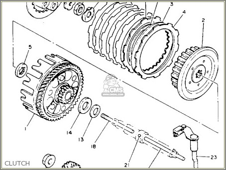 Yamaha Blaster Transmission Diagram